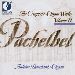 Pachelbel Orgelwerke Vol.11 als CD