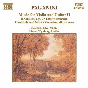 Musik Für Violine+Gitarre