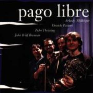 Pago Libre als CD