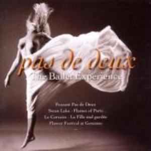 Pas De Deux-Ballet als CD