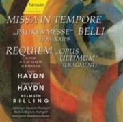 Missa In Tempore Belli/Requiem