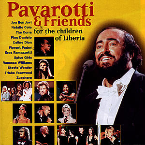 Pavarotti & Friends For the Children Of Liberia als CD