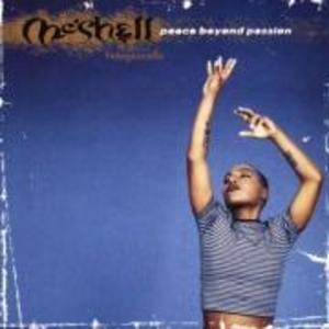 Peace Beyond Passion als CD