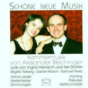 Kammermusik V.A.Blechinger als CD