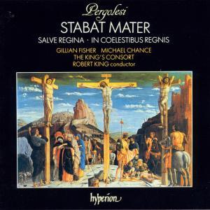 Stabat Mater/Salve Regina als CD