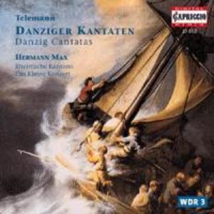 Danziger Kantaten als CD