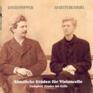 Sämtliche Etüden Für Violoncello (GA) als CD