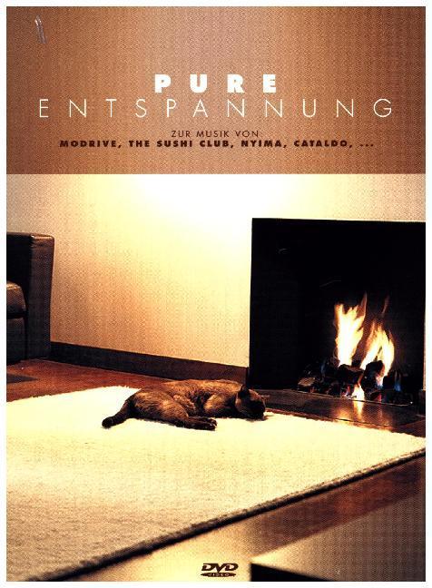 Pure Entspannung, 1 DVD-Audio als DVD
