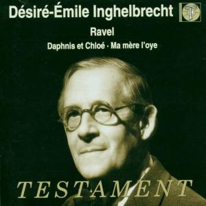 Daphnis Et Chloe/Ma Mere L'Oye-Suite Fra als CD