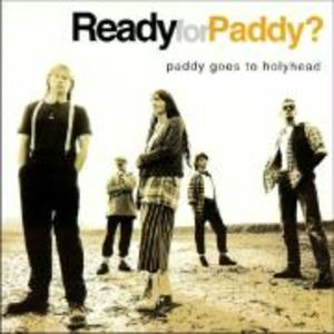 Ready For Paddy als CD