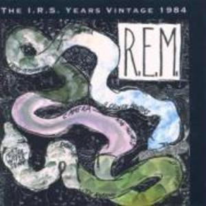 Reckoning-Irs Years Vintage 84 als CD
