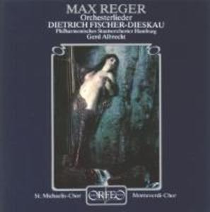 Orchesterlieder: Der Einsiedler/Hymnus der Liebe/+