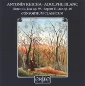 Oktett Es-Dur op.96/Septett E-Dur op.40 als CD