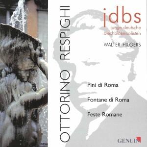 Pini Di Roma/Fontane Di Roma/+ als CD