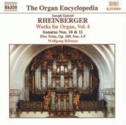Orgelwerke Vol.4 als CD