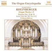 Orgelwerke Vol.5 als CD
