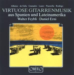 Virtuose Gitarrenmusik aus Spanien u.Lateinamerika