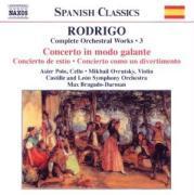 Concerto In Modo Galante/+