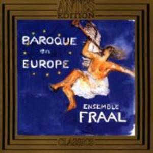 Baroque En Europe als CD
