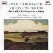 Schwedische Violinkonzerte Der Romantik