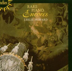 Rare Piano Encores als CD