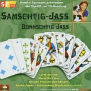 Samschtig Jazz als CD