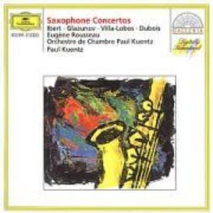 Saxophon-Konzerte als CD