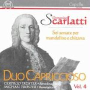 Sei Sonate Per Mandolino E Chitarra als CD