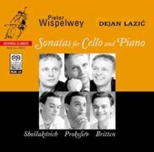 Cello Sonatas als CD