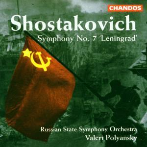 """Sinfonie 7 """"Leningrad"""" als CD"""