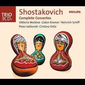 Sämtliche Konzerte (GA) als CD