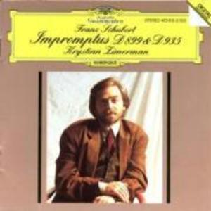 Impromptus D 899+D 935 als CD