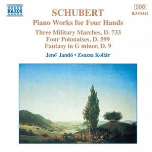 Klaviermusik Zu Vier Händen als CD