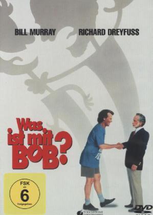 Was ist mit Bob? als DVD