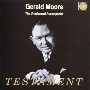 Gerald Moore-The Unashamed Accompanist als CD