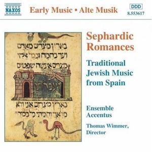 Jüdische Musik Aus Spanien