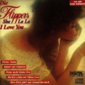 Sha La La I Love You als CD
