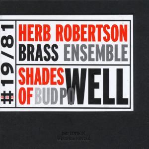 Shades Of Bud Powell als CD