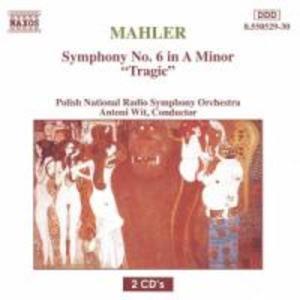 """Sinfonie 6 """"Tragische"""" als CD"""