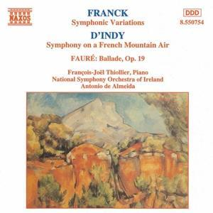 Franz.Musik Für Klavier+Orch.