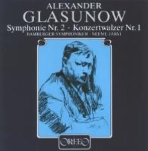 Sinfonie 2 fis-moll op.16/Konzertwalzer op.47