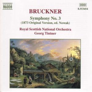Sinfonie 3 (1873) als CD