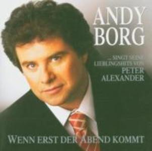 Singt Seine Lieblingshits Von Peter Alexander als CD