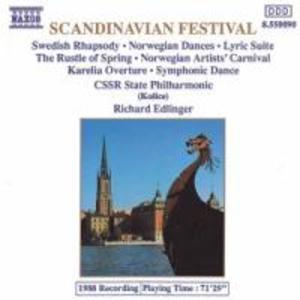 Skandinavisches Festival als CD