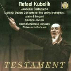 Sinfonietta/Doppelkonzert F.P als CD