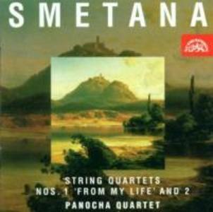 Streichquartette 1+2 als CD