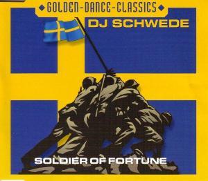 Soldier Of Fortune als CD