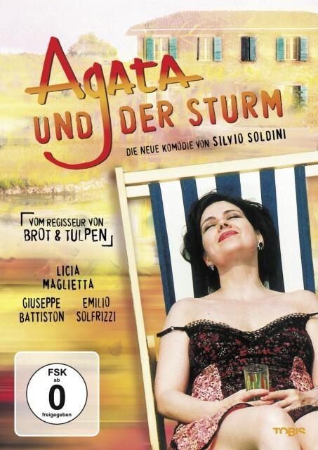 Agata und der Sturm als DVD