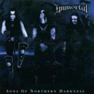 Sons Of Northern Darkness als CD