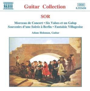 Musik Für Gitarre,op.52+54+56/+